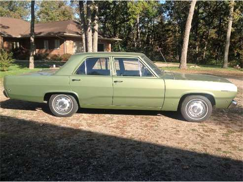 1968 Plymouth Valiant for sale in Cadillac, MI