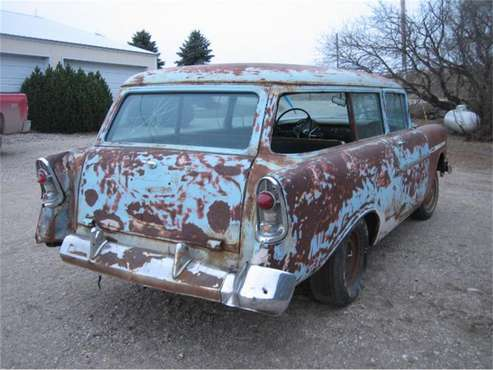 1956 Chevrolet Station Wagon for sale in Cadillac, MI