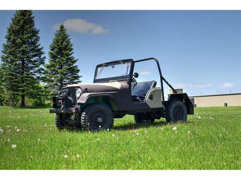 1962 Willys Jeep for sale in Watertown, MN