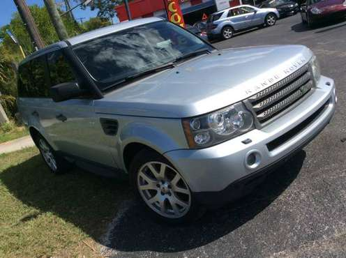 09 RANGE ROVER HSE SPORT ONE OWNER CLEANCARFAX TERRY $7$7$7$7$7$7$7$7$ for sale in PORT RICHEY, FL