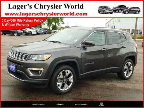 2019 Jeep Compass Limited for sale in Mankato, MN