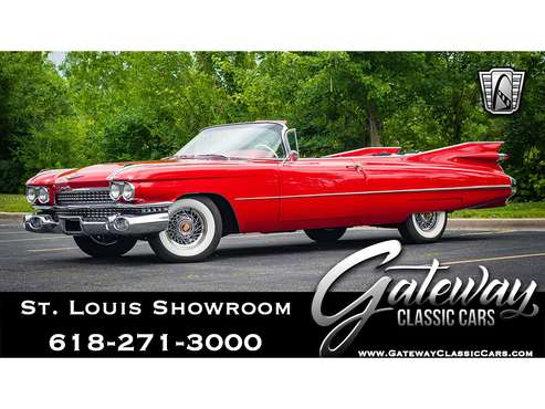 1959 Cadillac Convertible for sale in O'Fallon, IL