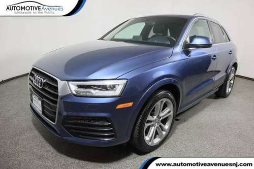2018 Audi Q3, Utopia Blue Metallic - cars & trucks - by dealer -... for sale in Wall, NJ