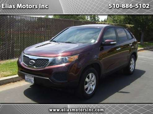 2013 Kia Sorento LX 2WD for sale in Hayward, CA