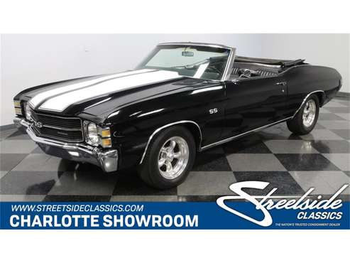 1971 Chevrolet Chevelle for sale in Concord, NC
