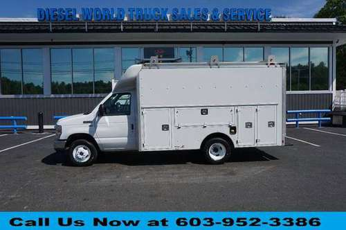 2013 Ford E-Series Chassis E 350 SD 2dr Commercial/Cutaway/Chassis... for sale in Plaistow, NH