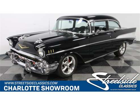 1957 Chevrolet Bel Air for sale in Concord, NC