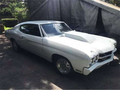 1970 Chevrolet Chevelle for sale in Cadillac, MI