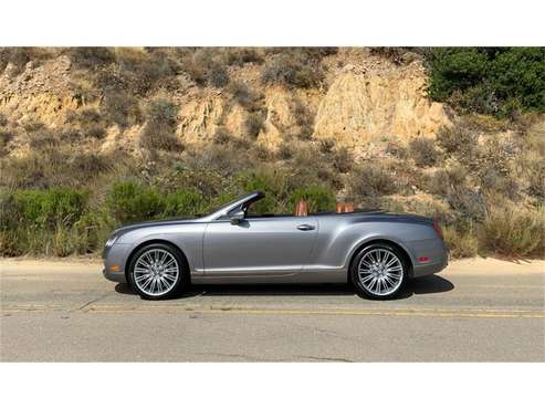 2008 Bentley Continental for sale in San Diego, CA