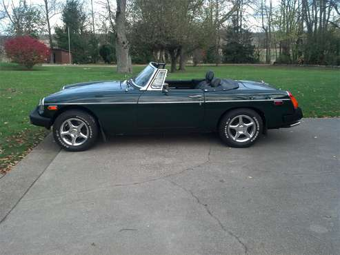 1977 MG MGB for sale in QUINCY, MICHIGN