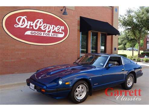 1983 Datsun 280ZX for sale in Lewisville, TX