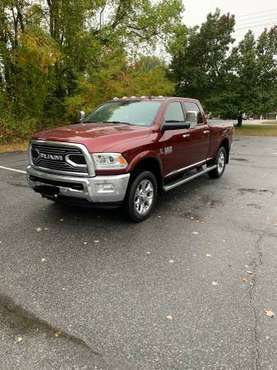 2016 RAM 3500 4x4 Crew Cab Longhorn Limited for sale in Stevensville, District Of Columbia