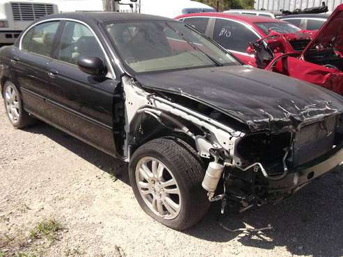2004 Jaguar X-Type 4-door | Parts Only - Can arrange to part out* for sale in Tulsa, OK