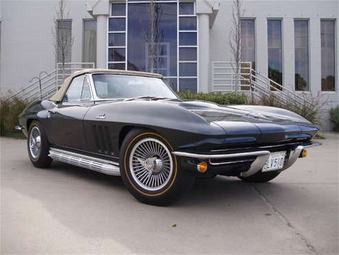 1965 Chevrolet Corvette for sale in Houston, TX