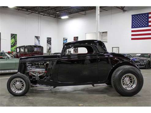 1934 Ford Coupe for sale in Kentwood, MI