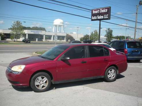 2004 CHEVY MALIBU only $500down, for sale in clarksville, TN, TN