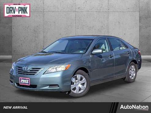 2008 Toyota Camry LE SKU:8U755773 Sedan - cars & trucks - by dealer... for sale in Buena Park, CA