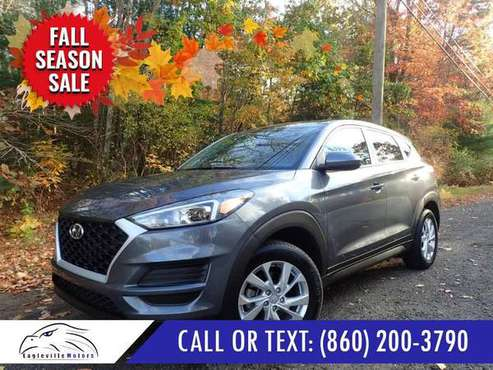 2019 Hyundai Tucson SE FWD CONTACTLESS PRE APPROVAL!! - cars &... for sale in Storrs, CT