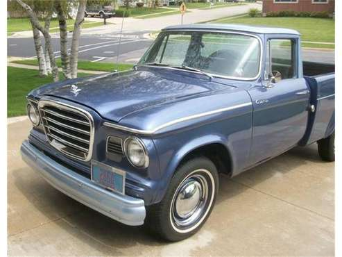 1962 Studebaker Champ for sale in Cadillac, MI