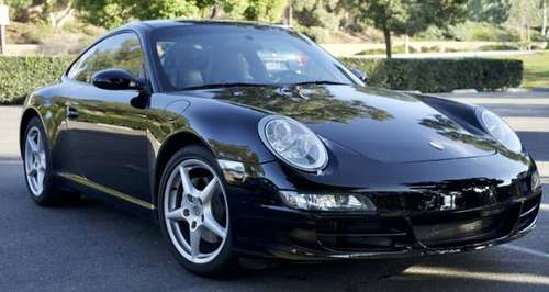 2005 911 (997) Porsche Carrera! - cars & trucks - by owner - vehicle... for sale in Encinitas, CA