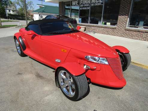 1999 Plymouth Prowler for sale in Plattsmouth, NE