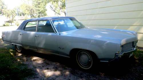 1969 Olds 98 4 Door Luxury Sedan for sale in Imperial, NE
