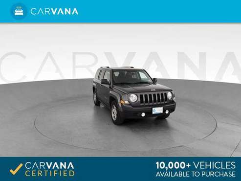 2017 Jeep Patriot Sport SUV 4D suv Gray - FINANCE ONLINE for sale in Atlanta, NC