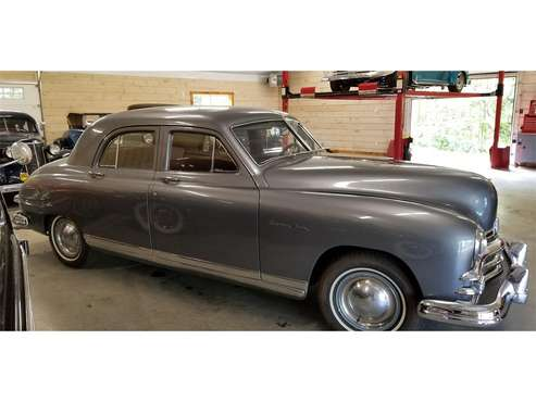 1949 Kaiser 4-Dr Sedan for sale in Ellington, CT
