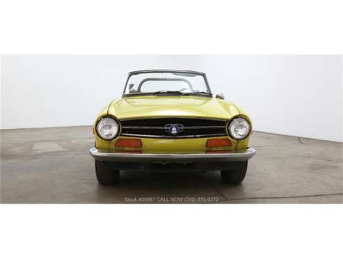 1973 Triumph TR6 for sale in Beverly Hills, CA