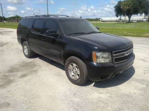 2007 Chevrolet Suburban for sale in Okeechobee, FL