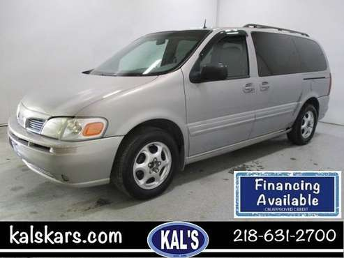 2001 Oldsmobile Silhouette 4dr GLS for sale in Wadena, MN