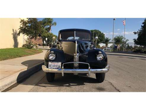 1940 Ford 2-Dr Sedan for sale in Brea, CA