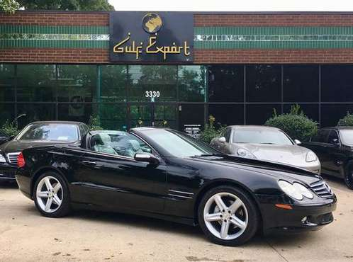 2004 Mercedes-Benz SL-Class SL 500 for sale in Charlotte, NC