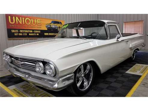 1960 Chevrolet El Camino for sale in Mankato, MN