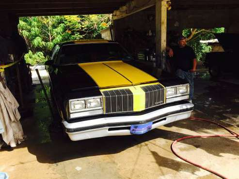 1977 Oldsmobile cl for sale in U.S.