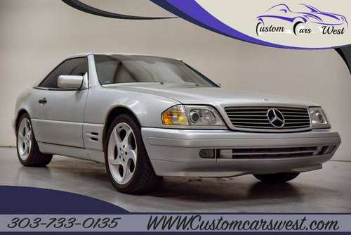 1997 Mercedes-Benz SL-Class SL 500 SL1 Sport for sale in Englewood, CO