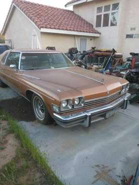 Buick Electra 225, 1974 with 40K Miles that Runs & Drives GREAT ! for sale in Los Angeles, CA