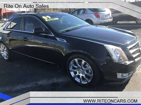 2009 Cadillac CTS 3.6L DI - cars & trucks - by dealer - vehicle... for sale in FLAT ROCK, MI