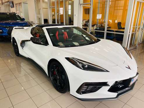 2020 Chevrolet Corvette 3LT - cars & trucks - by dealer - vehicle... for sale in Hargill, TX