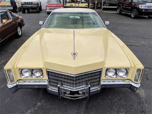 1971 Cadillac Eldorado for sale in St. Charles, IL