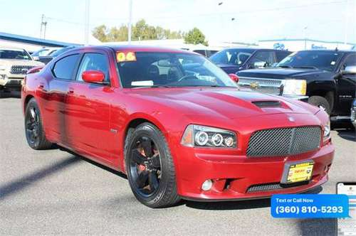 2006 Dodge Charger SRT8 for sale in Bellingham, WA