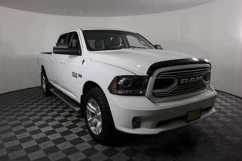 2018 Ram 1500 Bright White PRICED TO SELL! for sale in Anchorage, AK