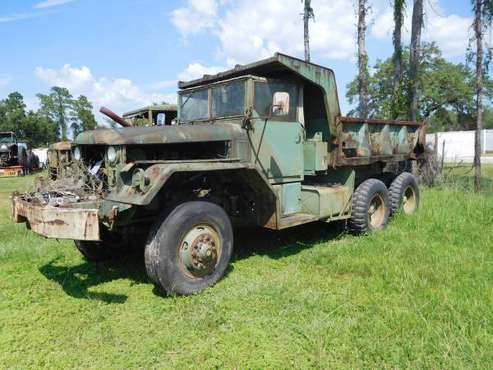 MILTARY DUMP TRUCK FOR PARTS for sale in Spring Hill, PA