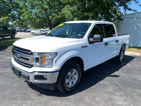 2019 FORD F150 (C37686) for sale in Newton, IL