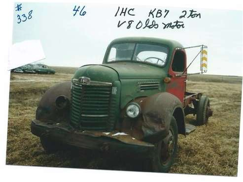 1948 International Harvester for sale in Cadillac, MI
