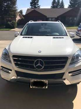 2014 Mercedes Benz ML350 for sale in Tulare, CA