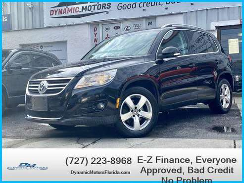 2010 Volkswagen Tiguan SEL Sport Utility 4D CALL OR TEXT TODAY! -... for sale in Clearwater, FL