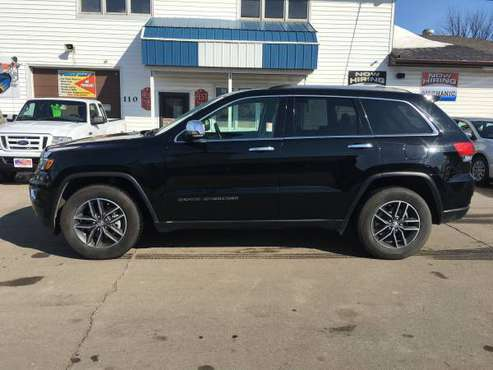 ★★★ 2017 Jeep Grand Cherokee Limited ★★★ for sale in Grand Forks, ND