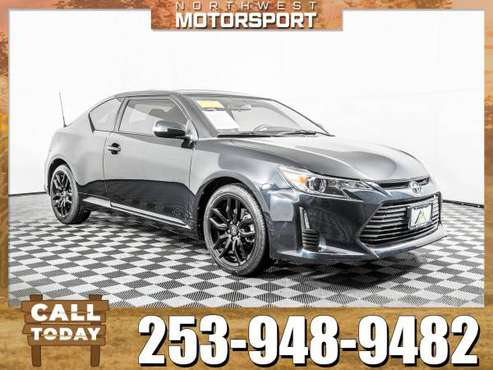*WE BUY CARS!* 2016 *Scion tC* FWD for sale in PUYALLUP, WA