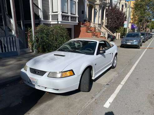 2001 mustang gt for sale in San Francisco, CA